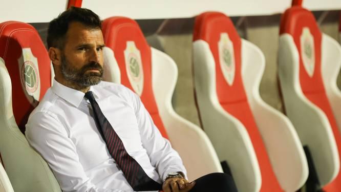 """Ivan Leko kent moeilijke start bij Antwerp, waar fans naam van Bölöni zelfs (even) scanderen: """"We hebben tijd nodig"""""""