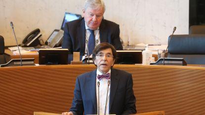 Parlement kent Waalse regering bijzondere machten toe, Vlaamse regering beperkt zich tot nooddecreet