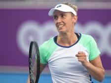 Elise Mertens écarte Eugenie Bouchard et se qualifie pour les demi-finales