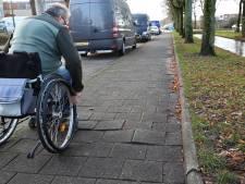 'Koudekerk is een vergrijzend dorp, dus groot deel is afhankelijk van rollator of rolstoel'