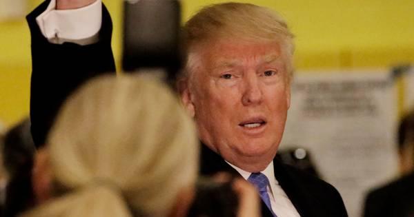 Trump zorgt voor gespannen sfeer in new york amerikaanse verkiezingen - Sfeer new york ...