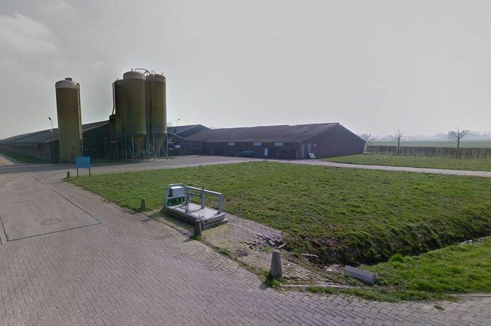 Voor de varkenshouderij aan de Donkhorst 5a in Moergestel ligt een aanvraag tot uitbreiding