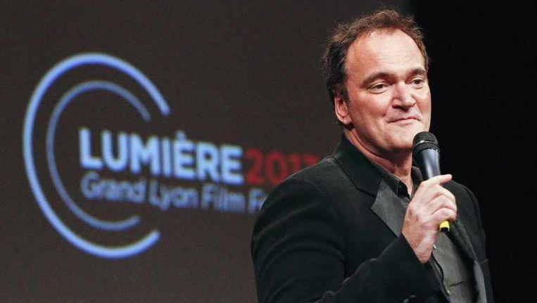Quentin Tarantino Beeld reuters