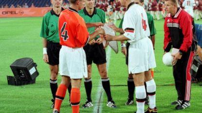 Tien goals en een onopgeloste vete: Waseige debuteerde als bondscoach in onwezenlijke oefenpot tegen Oranje