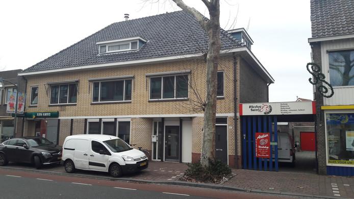Het bureau van Victorie aan de Ootmarsumsestraat in Almelo.