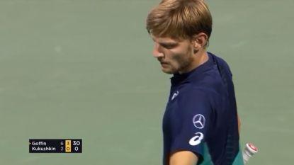 Goffin mag zich opmaken voor clash tegen Federer in Shanghai, ook Djokovic door