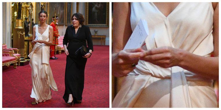 Rose Hanbury draagt haar trouwring niet meer.
