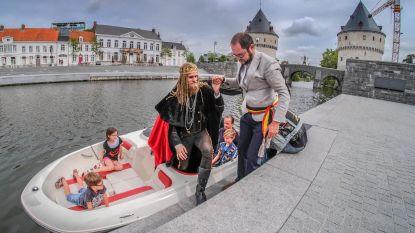 """Zweedse heavymetalband Avatar verkent verlaagde Leieboorden: """"Grote eer om hier te zijn"""""""