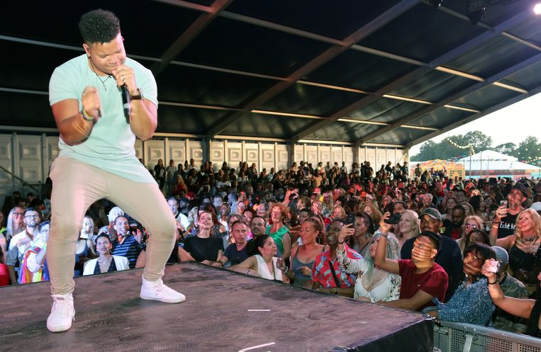 De Antilliaanse Feesten lokten 35.000 bezoekers.