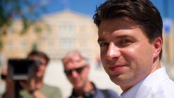 """Michaël Van Droogenbroeck blikt terug op de crisis: """"Het was een onwaarschijnlijke thriller"""""""