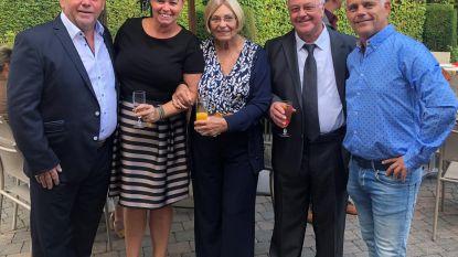 Tony en Agnes 50 jaar getrouwd