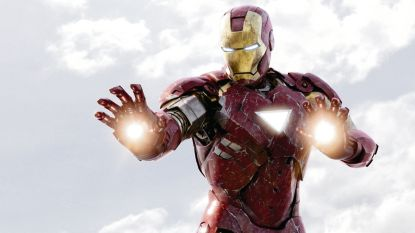 Filmkostuum Iron Man verdwenen