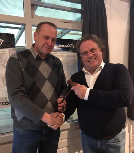 MHC Goirle: Bas Tooten erelid, Dennis Schoormans nieuwe voorzitter
