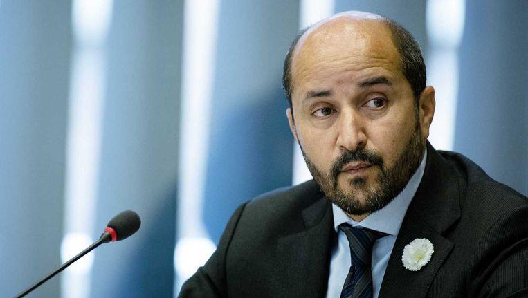 PvdA-Tweede Kamerlid Ahmed Marcouch. Beeld anp