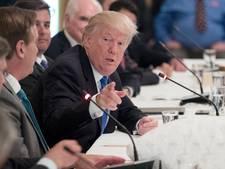 Trump keert zich tegen zijn oudste politieke vriend