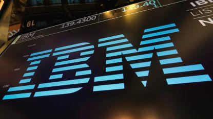 IBM kende dit jaar een slechte start