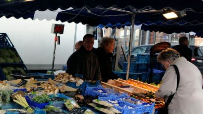 Vanaf 11 mei kan je weer naar de markt in Rotselaar, Werchter en Wezemaal