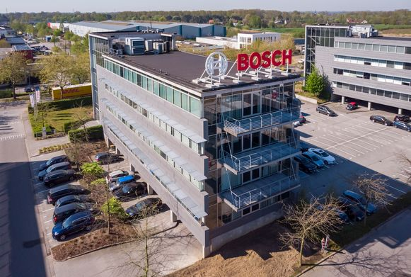 Bosch in Mechelen.