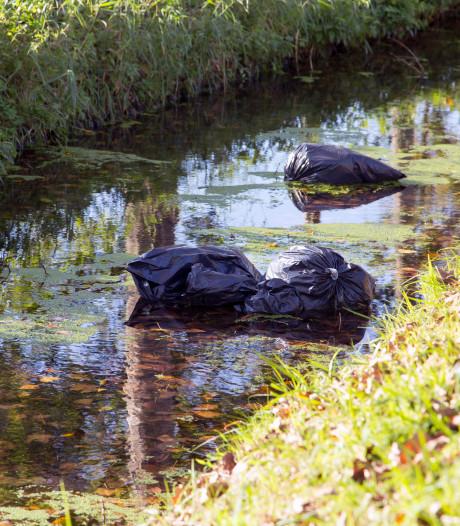 Partij wil actie tegen afval dumpen in Vlaardingen