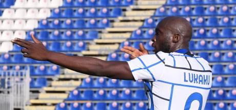 Romelu Lukaku buteur, victoire précieuse pour l'Inter