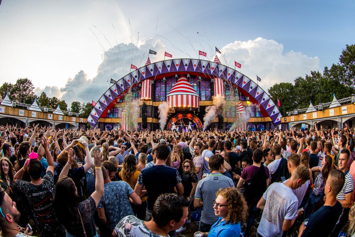 Festival Zum Schluss in Someren.