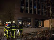 Storm haalt plafond naar beneden bij pas opgeleverd pand Schouw in Etten-Leur