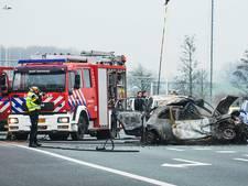 Dodelijk drama op A27 bij Hagestein