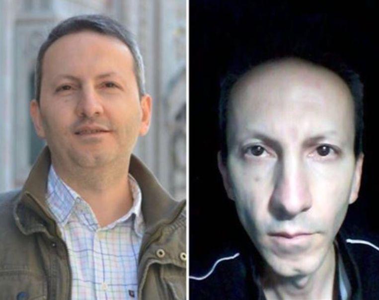 Ahmadreza Djalali zit nu al 2,5 jaar vast in een Iraanse gevangenis en weegt nog nauwelijks 50 kg.
