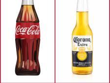 Moederbedrijf Corona en Coca-Cola hebben last van coronavirus