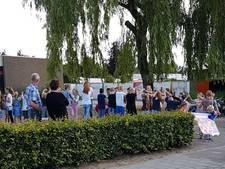 Jeugdkoning Teun feestelijk onthaald in Maren-Kessel