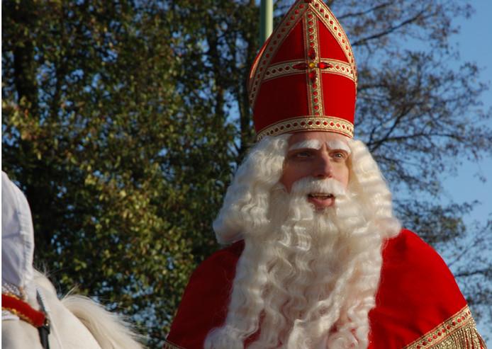 Sinterklaas in Nieuwendijk
