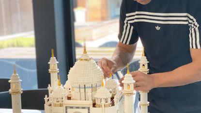 Lego master Leandro