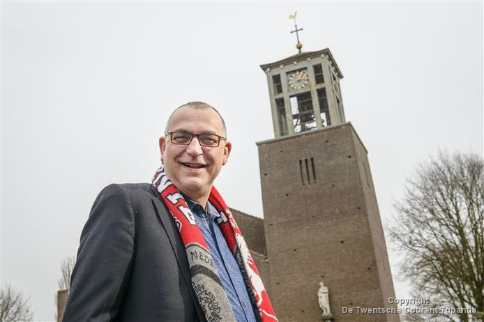 Pastor Bert Huitink.