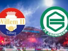 FC Groningen ideale tegenstander voor Willem II