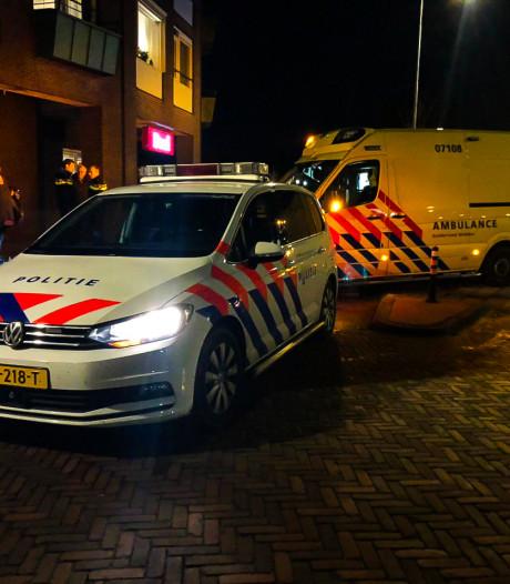 Fietsster gewond bij botsing met busje in Nijkerk
