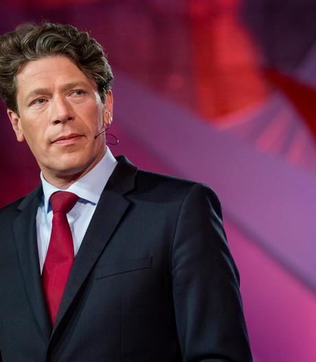 Politiek kopstuk Paul Tang van de PvdA is in Zevenaar