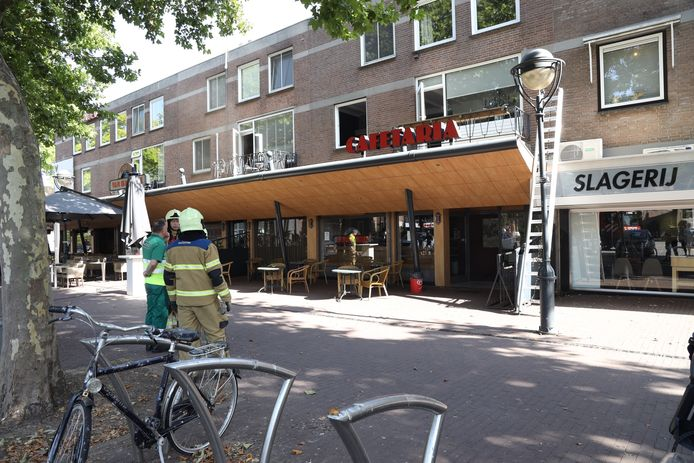 Brand in cafetaria in Erp.