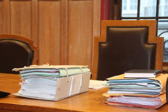 De rechtbank in Kortrijk zorgde voor een fikse boete.