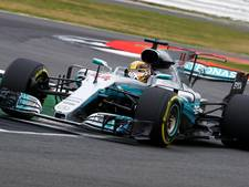 Hamilton op pole, Verstappen start als vierde