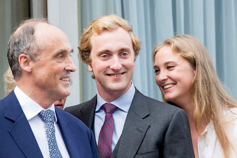 Bruidsklokken bij prinses Astrid? Prins Joachim en ...
