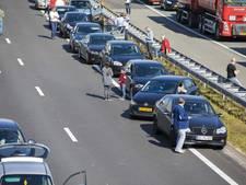 Herstelwerkzaamheden nog bezig; Schipholtunnel richting Den Haag blijft dicht