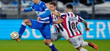 Willem II is voor PEC de ideale tegenstander om de nare smaak van zaterdag weg te spoelen