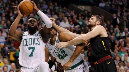Boston wint NBA-topper tegen Cleveland, Curry loodst Golden State met ultieme driepunter naar zege