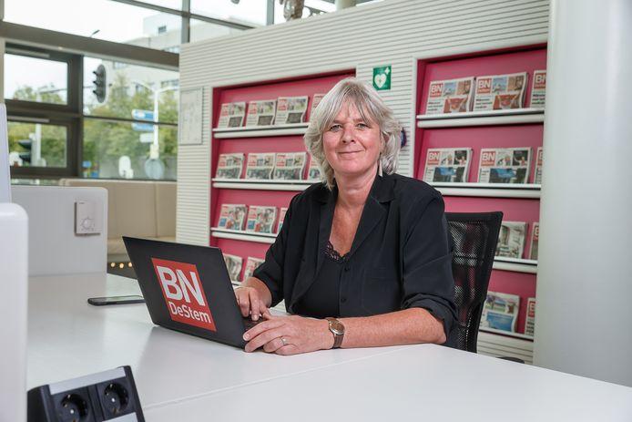 Columnist Hélène Schenk