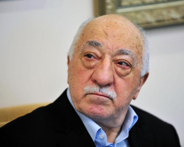 Fethullah Gülen. Beeld ap