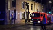 Uitbater 't Vosmotje probeert brand nog te blussen, maar tevergeefs: schade is groot