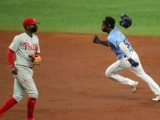Einde seizoen voor Gregorius: Philadelpia Phillies  loopt play-offs mis