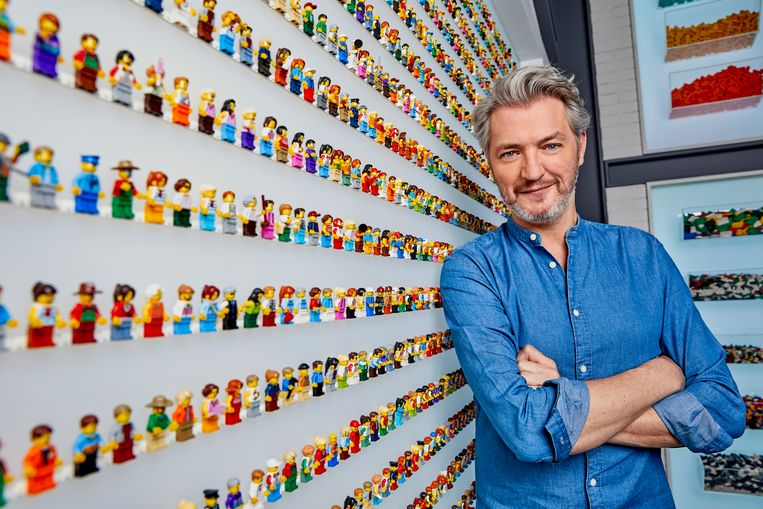 Kürt Rogiers presenteert zaterdagavond 'Lego Masters'