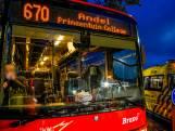 Voetganger zwaargewond door botsing met bus op zebrapad in Made