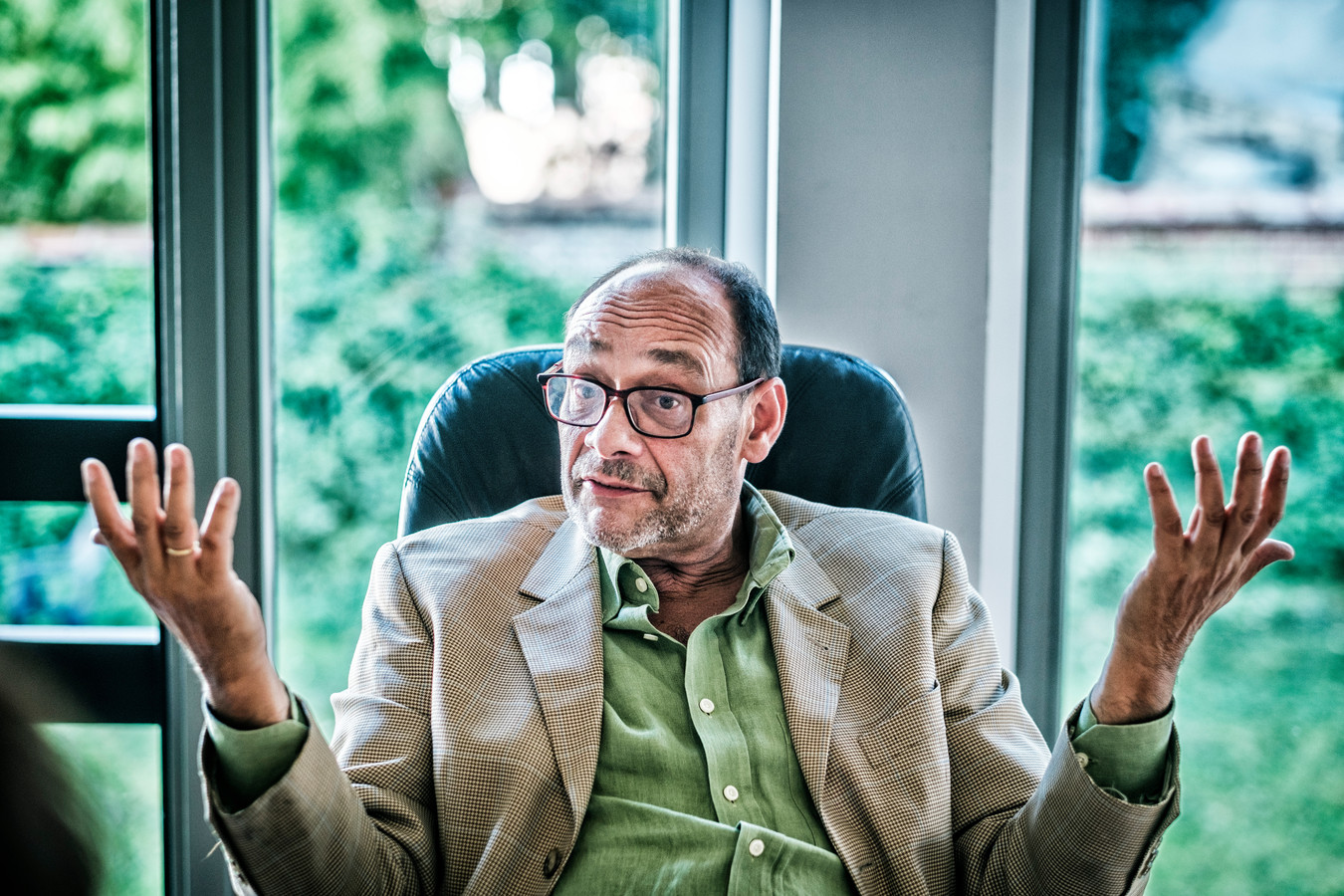 Grondwetspecialist Marc Uyttendaele.